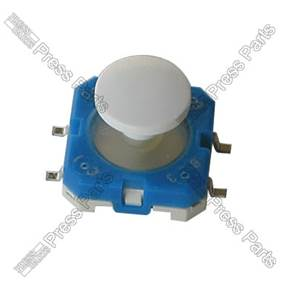 Membrane surface mount switch