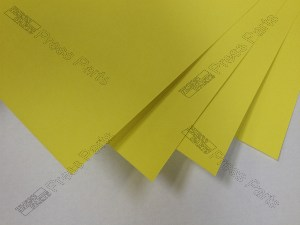 TOK Yellow 0.30mm Packing Sheets