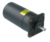 Servo gearmotor (yellow label)