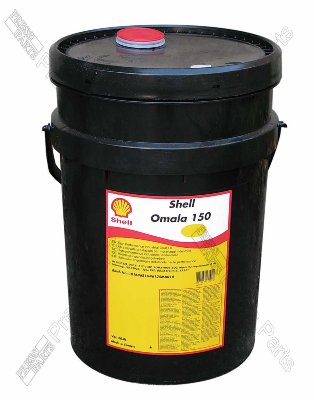 Central lubrication oil ISO150 20lt
