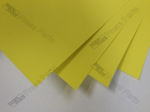 XL105 Yellow 0.30mm Packing Sheets