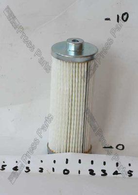 Filter equivalent to Rietschle 317895