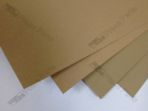 XL105 Brown 0.15mm Packing Sheets