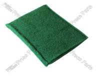 Green Monster cleaning pad