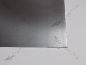 Steel Protection Plate 260 x 480
