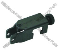 Guide piece GTO52 feed pile rear support