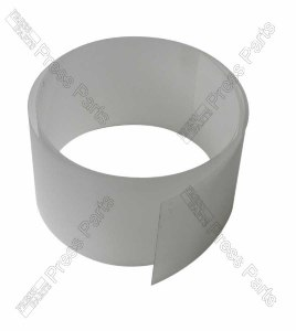 SM74 Self adhesive strips for storage drum