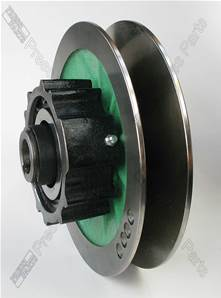 GTOZ/MOE Variable Speed Motor Drive Pulley