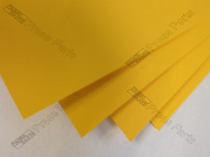 SM74 Orange 0.25mm Packing Sheets