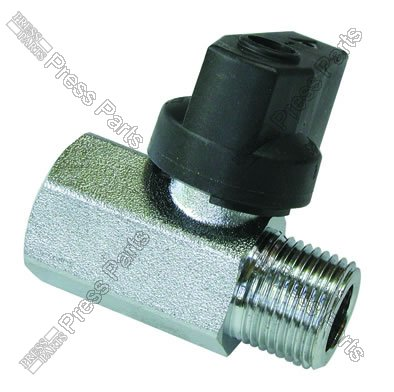 Flow valve 3/8 BSP fits Baldwin unit