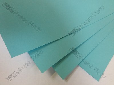 GTO52 Blue 0.40mm Packing Sheets